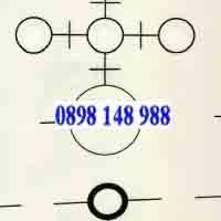 Decal dán kính - 10950